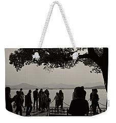 West Lake, Hangzhou Weekender Tote Bag