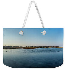 Wetlands Panorama  Weekender Tote Bag