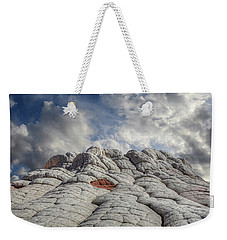 Where Heaven Meets Earth 2 Weekender Tote Bag by Bob Christopher