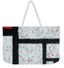 Whipped Into Shape Weekender Tote Bag