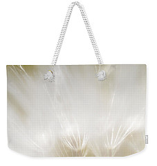 White Blossom 1 Weekender Tote Bag