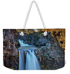 White River Falls State Park Weekender Tote Bag