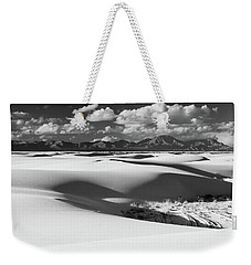 White Sands Afternoon Weekender Tote Bag