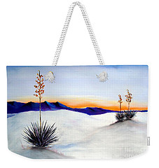 White Sands Weekender Tote Bag
