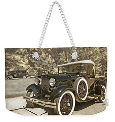 Whitewalls Weekender Tote Bag