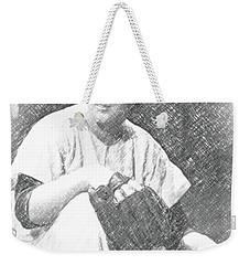 Whitey Ford Weekender Tote Bag
