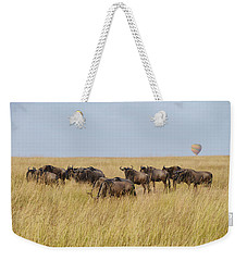 Wild Beasts Weekender Tote Bag