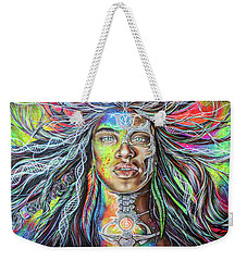 Wild Re-membering  Weekender Tote Bag