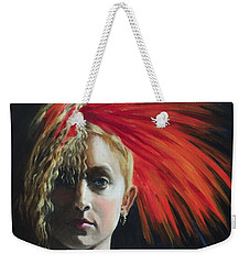 Wild Side Weekender Tote Bag
