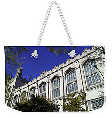 William Rainey Harper Memorial Library Weekender Tote Bag