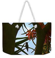 Window Of Harmony Weekender Tote Bag