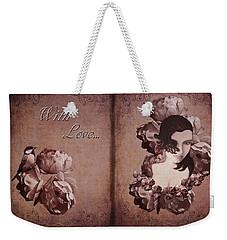 With Love... Weekender Tote Bag