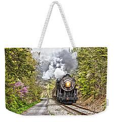 Wmsr Steam Engine 734  Weekender Tote Bag