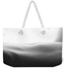 Womans Stomach Weekender Tote Bag