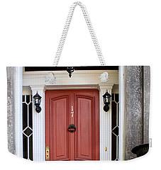 Wooden Door Savannah Weekender Tote Bag