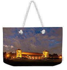World Fair Pavilion Weekender Tote Bag