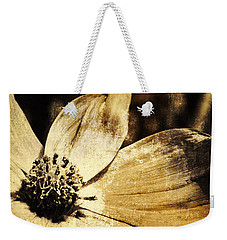 Yesterday's Flower Weekender Tote Bag