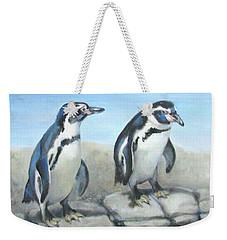 You First Weekender Tote Bag by Oz Freedgood