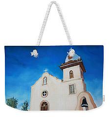 Ysleta Mission Weekender Tote Bag