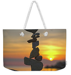 Zen. Weekender Tote Bag