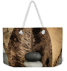 Zen Stones II Weekender Tote Bag