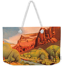 Zion Canyon Weekender Tote Bag by Dan Miller