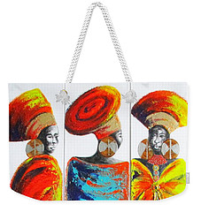Zulu Ladies 2 Weekender Tote Bag