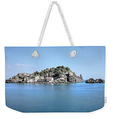 Aci Trezza - Sicily Weekender Tote Bag by Joana Kruse