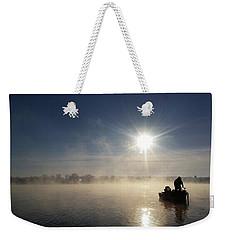 10 Below Zero Fishing Weekender Tote Bag