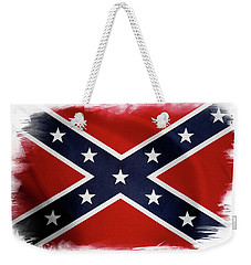 Confederate Flag 10 Weekender Tote Bag