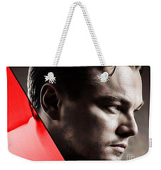 Leonardo Dicaprio Collection Weekender Tote Bag by Marvin Blaine