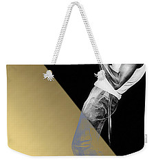 Miles Davis Collection Weekender Tote Bag by Marvin Blaine
