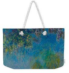 Wisteria Weekender Tote Bag
