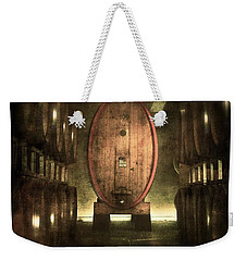 100 Hl - Italian Red Wine Weekender Tote Bag