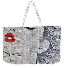 1000 Miles Away Weekender Tote Bag