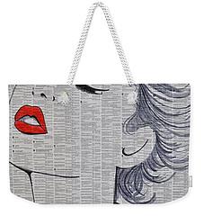 1000 Miles Away Weekender Tote Bag