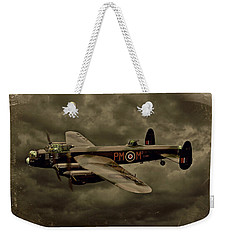 103 Squadron Avro Lancaster Weekender Tote Bag