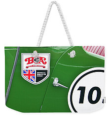 Weekender Tote Bag featuring the photograph 105 2039 by Guy Whiteley