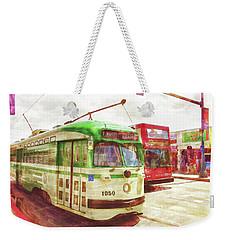 1050 Weekender Tote Bag