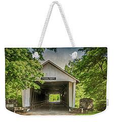 10700 Potter's Bridge Weekender Tote Bag