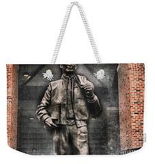 10726 Kinnick Statue Weekender Tote Bag