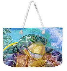 10730 Mr Tortoise Weekender Tote Bag