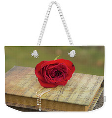 10754 For You My Love Weekender Tote Bag