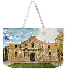 10862 The Alamo Weekender Tote Bag