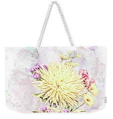 10865 Spring Bouquet Weekender Tote Bag