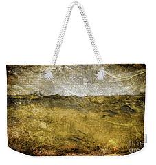 10b Abstract Expressionism Digital Painting Weekender Tote Bag