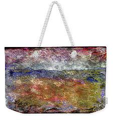 10c Abstract Expressionism Digital Painting Weekender Tote Bag