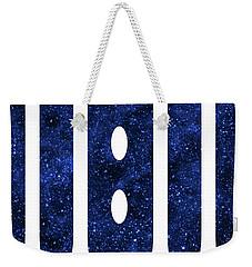 11 11 Weekender Tote Bag by Ginny Gaura