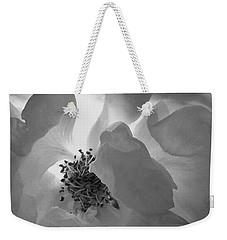 Roses Weekender Tote Bag by Sylvie Leandre
