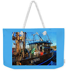 Weekender Tote Bag featuring the photograph 1131965 by Thom Zehrfeld